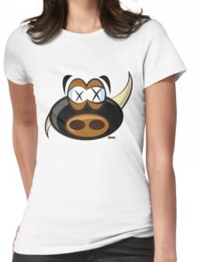 Torito Colocao Womens Fitted T-Shirt