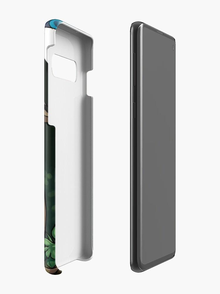 Alternate view of My Neighbor Sky Bison Case & Skin for Samsung Galaxy