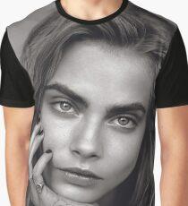 Cara1 Graphic T-Shirt