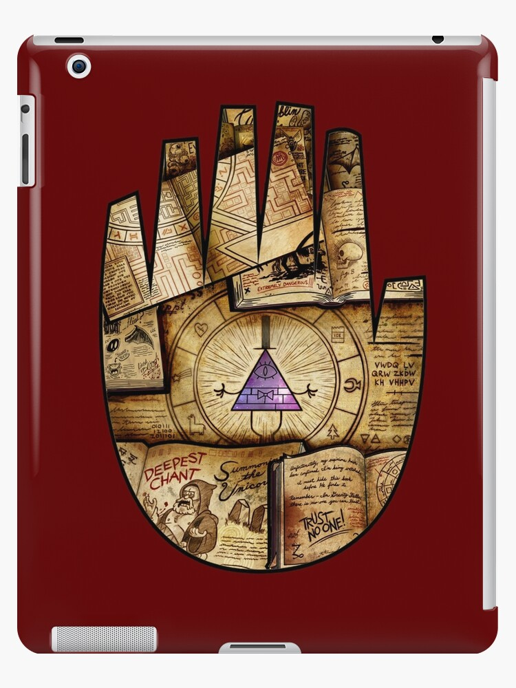 Bill Cipher Journal Cover von ArchetypeTitan
