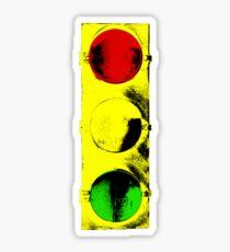 Street Light Clothing Sticker