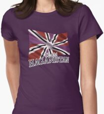 Team Haganistan Women's Fitted T-Shirt
