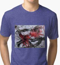 Ink Dance: Spirits Ride Tri-blend T-Shirt