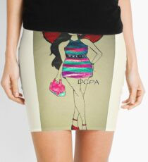 FASHIONISTA Mini Skirt