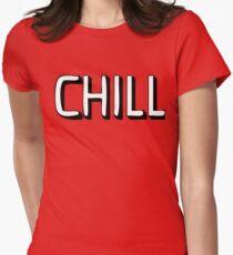 NETFLIX frío Camiseta entallada
