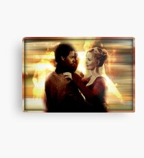 Emma Swan and Neal Cassidy  Metal Print