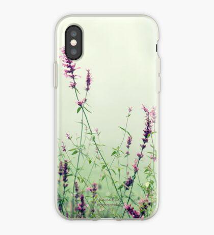 Floral Mist  iPhone Case