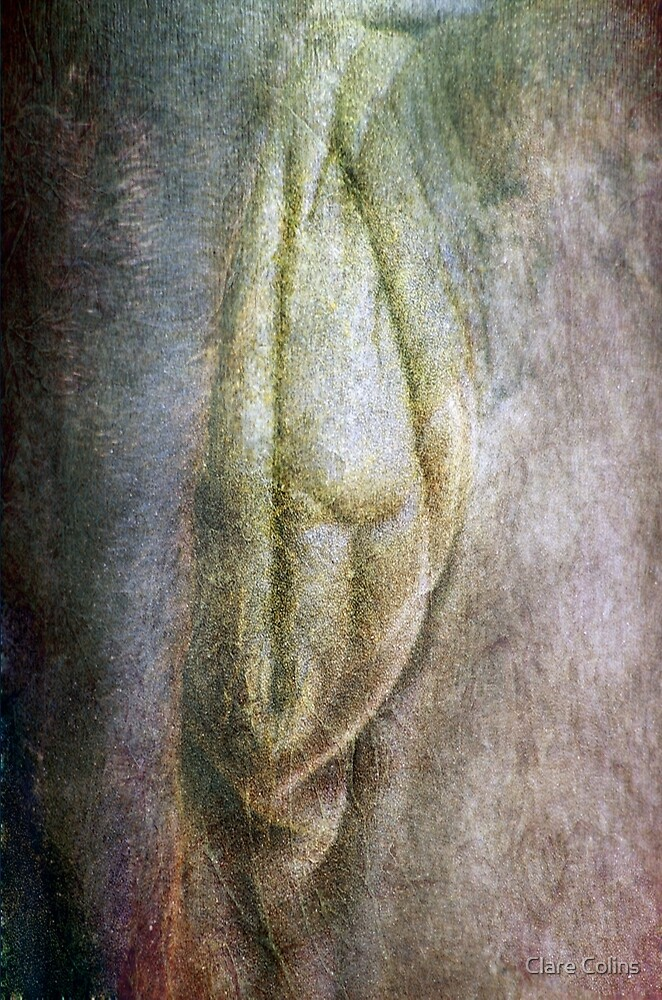 Naked Lady by Clare Colins