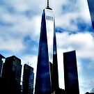 One World Trade Center by ShellyKay