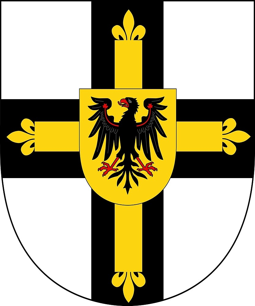 Arms of the Teutonic Knights by trideceth12