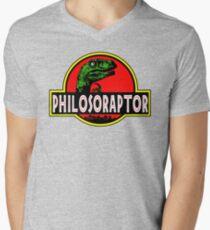 Philosoraptor Meme Funny Velociraptor Dinosaur T Shirt T-Shirt