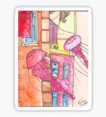 Jellyfish 2 Sticker