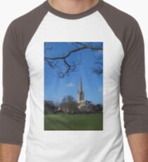 Across the Sports Field; Norwich Cathedral T-Shirt
