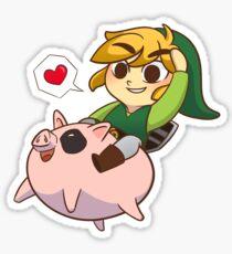Pegatina Toon Link ♡