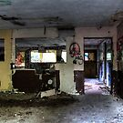 Dance Room by Okeesworld