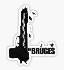 In Bruges Sticker