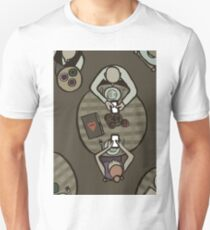 crazy @ devices Unisex T-Shirt