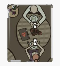 crazy @ devices iPad Case/Skin