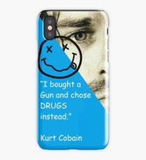 No Drugs iPhone Case/Skin