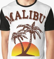 Malibu rum  Graphic T-Shirt