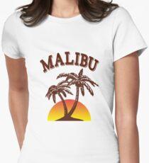 Malibu rum  Women's Fitted T-Shirt