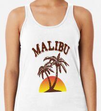 Malibu rum  Racerback Tank Top