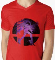 Sm4sh - Bayonetta Men's V-Neck T-Shirt