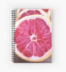 Grapefruit Spiral Notebook