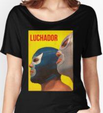 Luchador Women's Relaxed Fit T-Shirt