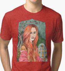 Russet Tri-blend T-Shirt