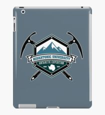 Miskatonic University Antarctic Expedition iPad Case/Skin