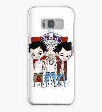 Faces of Moriarty Samsung Galaxy Case/Skin