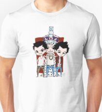 Faces of Moriarty T-Shirt