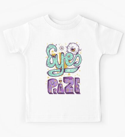 Eyes On The Prize! Kids Clothes