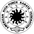 american kick punch karate federation by Megatrip
