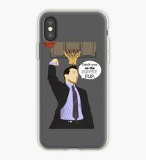 Catch you on the flippity flip iPhone Case