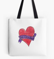 Self Care Tote Bag