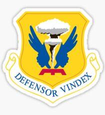 "509th Bomb Wing - ""Defensor Vindex"" Sticker"