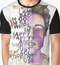 """Flashlight"" Brian Sella Album Cover graphic Graphic T-Shirt"