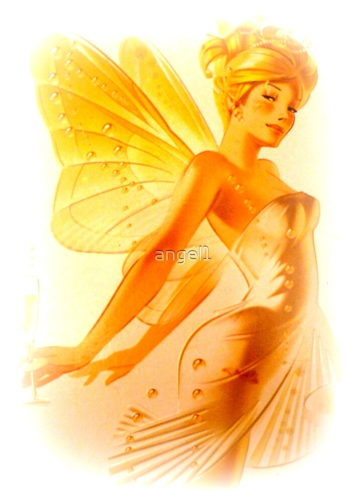 Blonde Fairy by ©The Creative  Minds