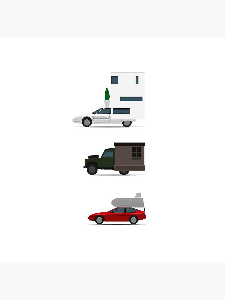 Wohnmobil-Herausforderung von fellinarts