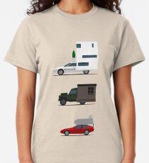 Wohnmobil-Herausforderung Classic T-Shirt