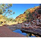 AU_Redbank Gorge by kelliejane