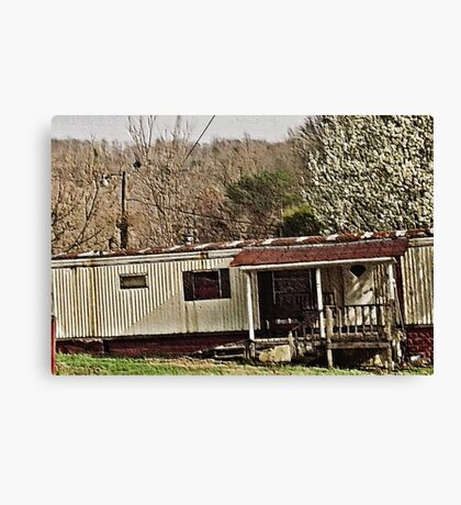 """There's No Place Like Home. There's No Place Like Home.  There's...""  prints and products Canvas Print"
