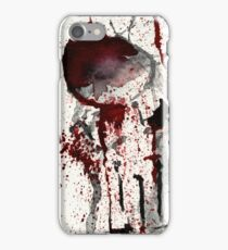 Bloody Skull iPhone Case/Skin