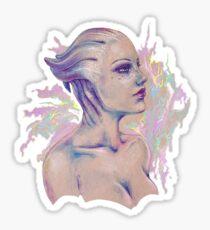 Liara T'soni - Mass Effect Sticker
