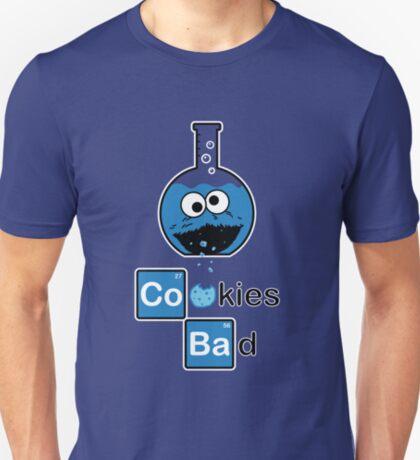 Cookies Bad! T-Shirt