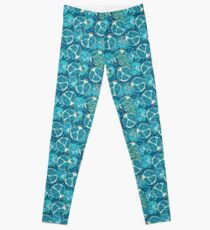 Frozen wonderland Leggings