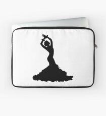 Flamenco woman Laptop Sleeve