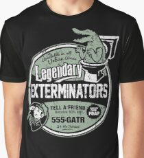 Legendary Exterminators Graphic T-Shirt